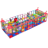 15x5x3 m Dream Park Softplay Oyun Alanı