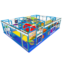 8x6x2.5 m Softplay Top Havuzu