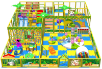 Soft Play Oyun Parkuru 130m2