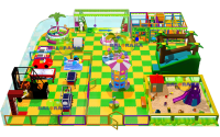 Softplay Jungle 300m2