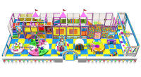 Softplay Oyun Parkuru 120m2